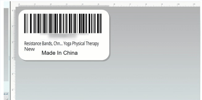 All FBA products should Label Made In China