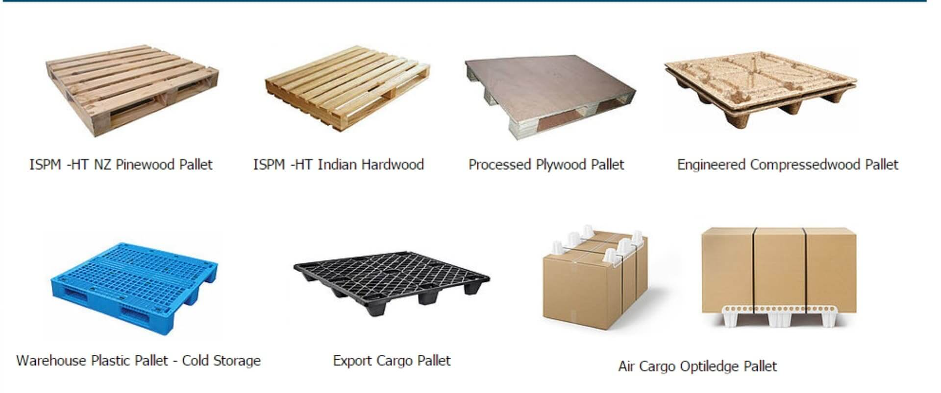 Damaged Or Low-Quality Freight Pallets