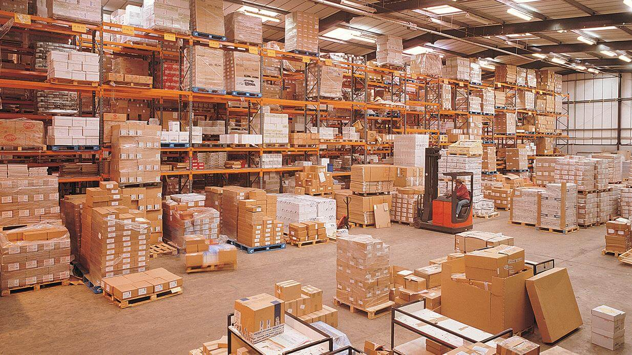 Long time free warehouse storage