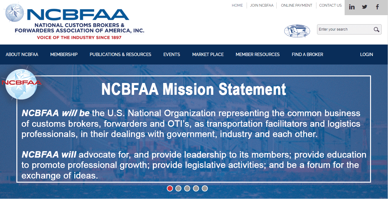The NCBFAA's Member Directory