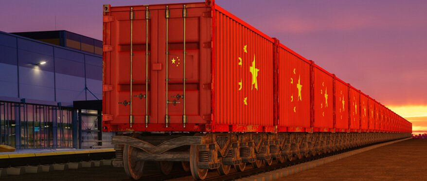 Your Best Rail Freight Forward In China